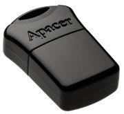 USB atmintinė Apacer AH116 Black, USB 2.0, 32 GB