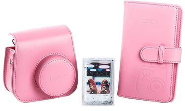 Fujifilm Instax Mini 9 Accessory Kit Flamingo Pink