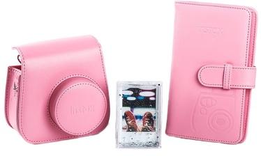 Fujifilm Instax Mini 9 Accessory Kit Flamingo Pink