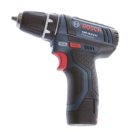 Akutrell-kruvikeeraja Bosch GSR 10,8-2-Li 2X1,5AH Li