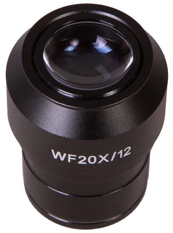 Levenhuk MED WF20x/12 Eyepiece With Diopter Adjustment