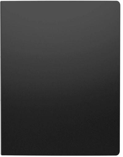ErichKrause Folder With Clip Classic A4 Black