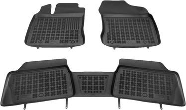 Резиновый автомобильный коврик REZAW-PLAST Lexus CT 200h 2011, 3 шт.
