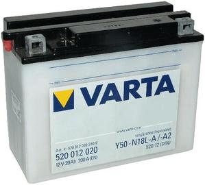 Varta SLI Y50-N18L-A / Y50N18L-A2