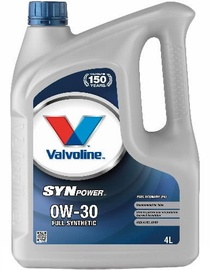 Valvoline SynPower FE 0w30 Engine Oil 4L