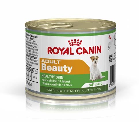 Влажный корм для собак (консервы) Royal Canin CHN Beauty Adult 195g