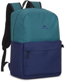 "Rivacase Backpack Mestalla 15.6"" Blue"
