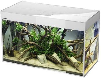 Aquael Aquarium Glossy ST100 White