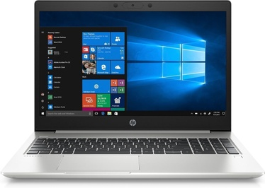 "Nešiojamas kompiuteris HP ProBook 450 G7 Silver 9HP83EA PL Intel® Core™ i5, 16GB/256GB, 15.6"""