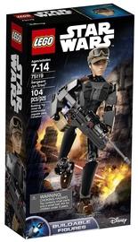 Konstruktorius LEGO Star Wars Sergeant Jyn Erso 75119