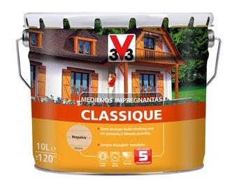 Medienos impregnantas V33 Classique, bespalvis, 10 l