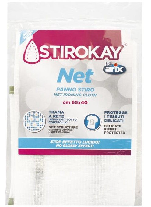 Arix Stirokay Transparent Net Ironing Cloth 650x400mm