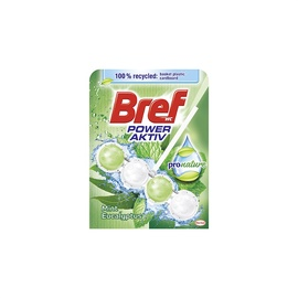Bref WC Block Power Aktiv Mint/Eucalyptus 50g