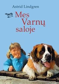Knyga Mes Varnų saloje