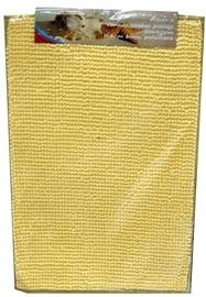 Besk Bathroom Rug Cream