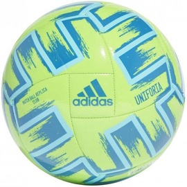 Adidas Uniforia Club Ball Green/Blue Size 4