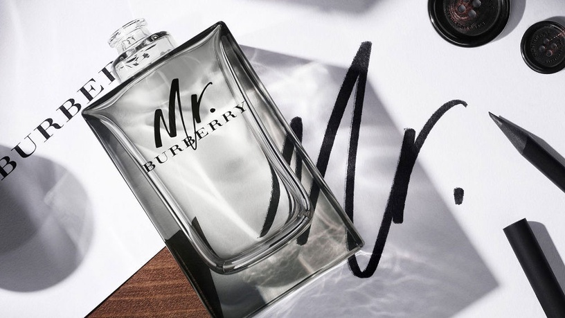 Kvepalai Burberry Mr. Burberry 100ml EDT
