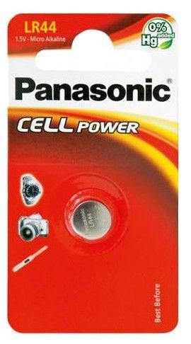 Panasonic LR44 Micro Alkaline Battery x 1