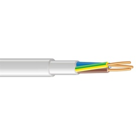 Instaliacinis kabelis Draka XPJ, 3 x 2,5 mm²