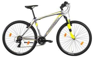 "Dviratis Bottari Good Bike Portland 77209 51cm 27.5"" Grey Yellow"