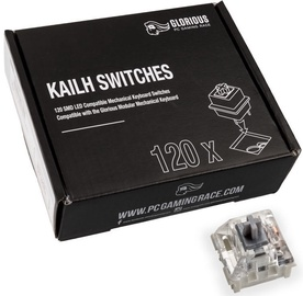 Glorious PC Gaming Race Kailh Speed Silver Switches 120pcs