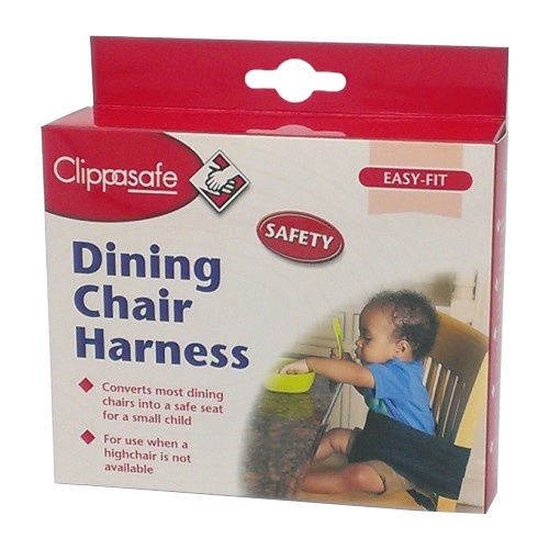 Clippasafe Dining Chair Harness CL063