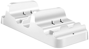Piranha Dual Controller Charge Dock White 397132