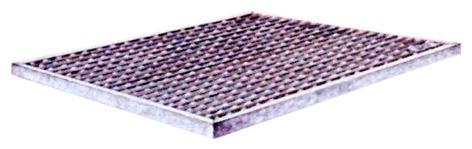 Cinkots šūnveida režģis ACO Vario 01208 750x500x20mm