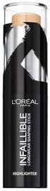 L´Oreal Paris Longwear Highlighter Shaping Stick 9g 502