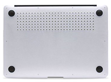 """Incase Hardshell Case for MacBook 12"""" Dots Pearlescent"""