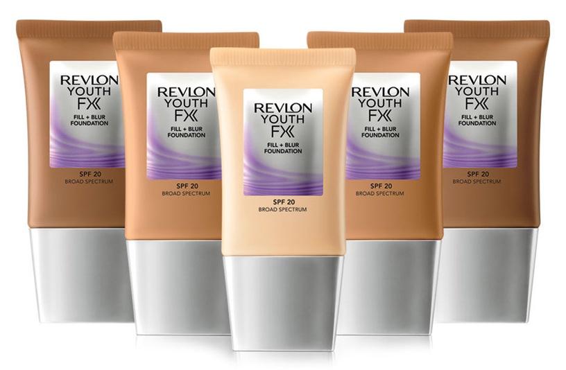 Revlon Make Up Youthfx Fill + Blur Foundation SPF20 30ml 405