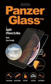 PanzerGlass Screen Protector With Privacy Filter For Apple iPhone XS Max Black
