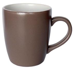 Cesiro Wood Jumbo Cup 400ml Brown/White
