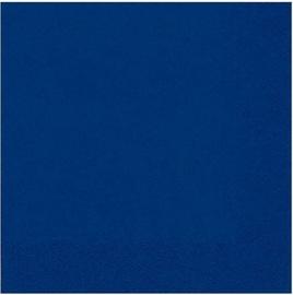 Susy Card Party Napkins Dark Blue 33 x 33cm