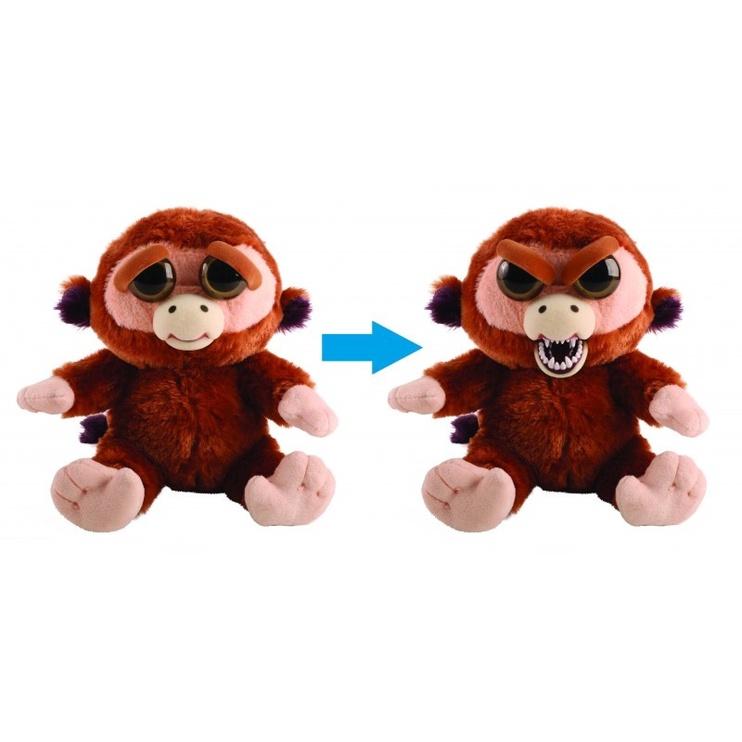 Mīkstā rotaļlieta Goliath Feisty Pets Monkey 32322