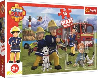 Trefl Maxi Puzzle Fireman Sam 15pcs 14333