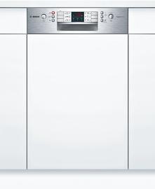 Iebūvējamā trauku mazgājamā mašīna Bosch SPI46MS01E