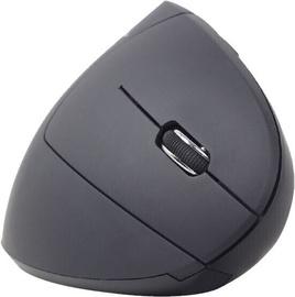 Gembird Ergonomic Wireless Optical Mouse Black
