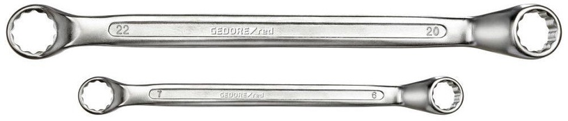 Gedore Double Ended Ring Spanner Set 6-32mm 12pcs