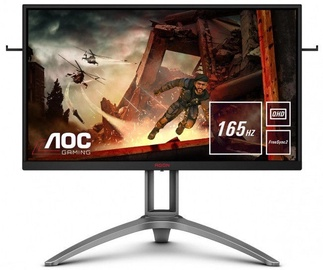 "Monitorius AOC AG273QX, 27"", 1 ms"