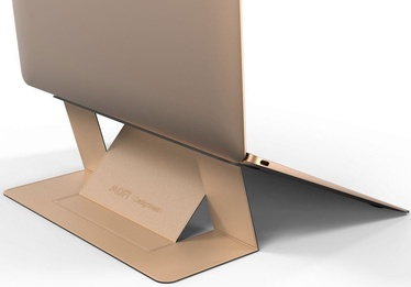 Allocacoc MOFT Laptop Stand Gold