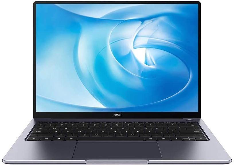 """Nešiojamas kompiuteris Huawei MateBook 14 2020 Space Gray 53011GSL AMD Ryzen 5, 16GB/512GB, 14"""""""