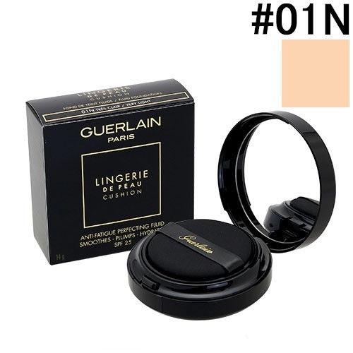 Guerlain Cushion Skin Lingerie Cream Foundation 14g 01N