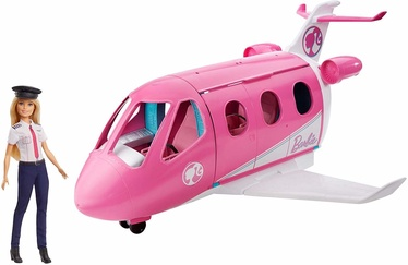 Mattel Barbie Dreamplane Doll & Playset GJB33