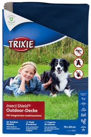 Trixie Insect Shield Outdoor Blanket Blue 100x70cm