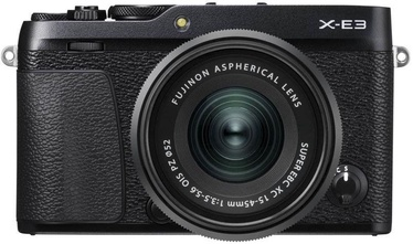 Fujifilm X-E3 + XC 15-45mm 3.5-5.6 OIS Black