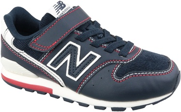 New Balance Kids Shoes YV996BB Navy Blue 33