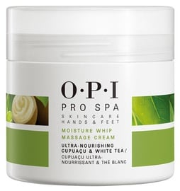 Rankų kremas OPI Pro Spa Moisture Whip Massage, 118 ml