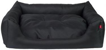 Amiplay Basic Sofa L 78x64x19cm Black