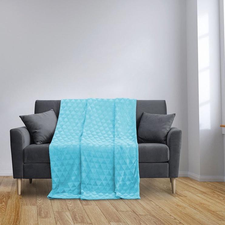 Sega DecoKing Clyde Turquoise, 220x240 cm